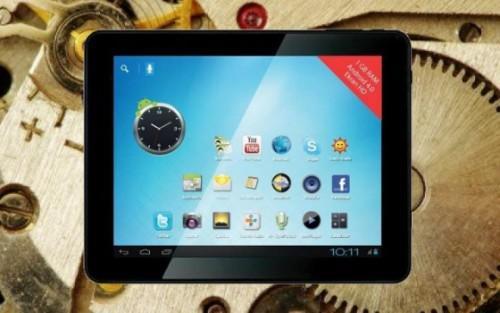 Следующий рекомендованный планшет - ADAX 8DC1