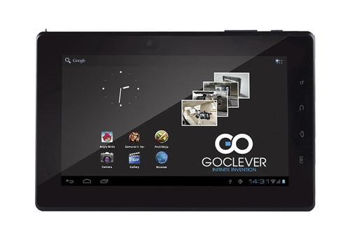 Замыкает список планшет GOCLEVER TAB T76GPSTV