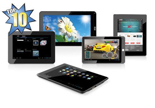 Лучшие планшеты на Андроиде 2013