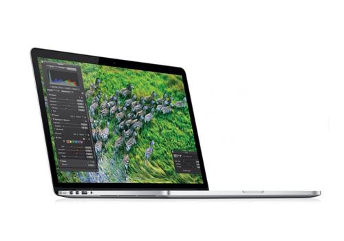 MacBook Pro 15 with Retina display Mid 2012