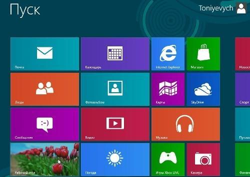 Что нового в Windows 8?