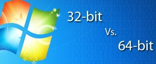 Windows 32-bit или 64-bit