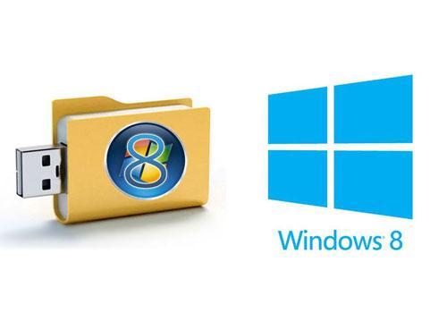 Установка Windows 8 с флешки. Как подготовить загрузочную флешку?