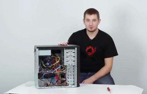 Как собрать компьютер своими руками? Подробная видео инструкция