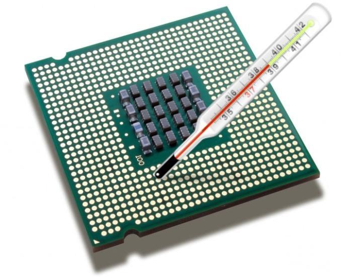 Как измерить температуру процессора? Программы для определения температуры