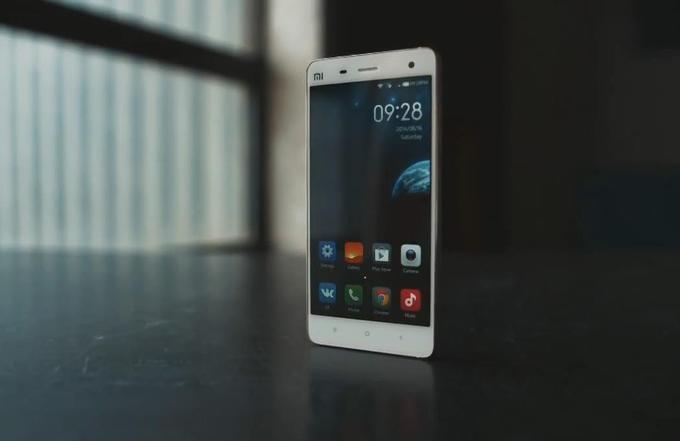 Операционная система Xiaomi Mi 4