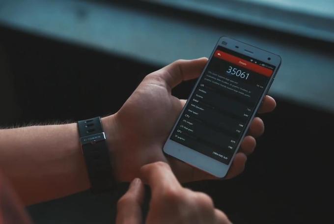 Производительность Xiaomi Mi 4