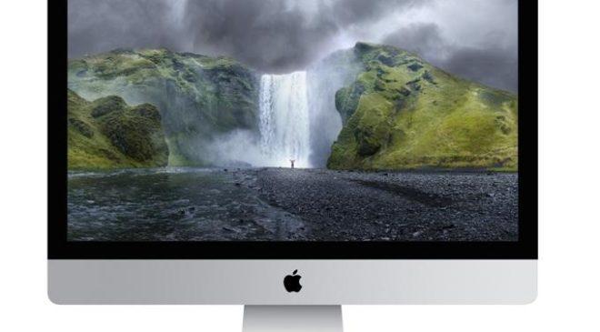 iMac Retina 5K — новинка от Apple