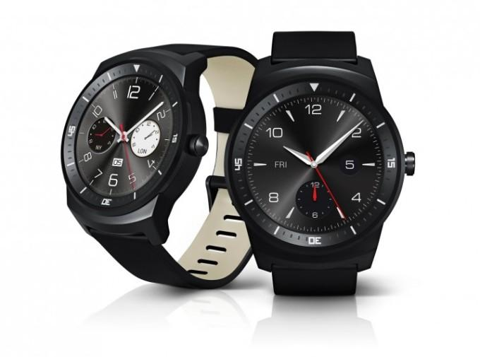 Обзор часов LG G Watch R на Android Wear