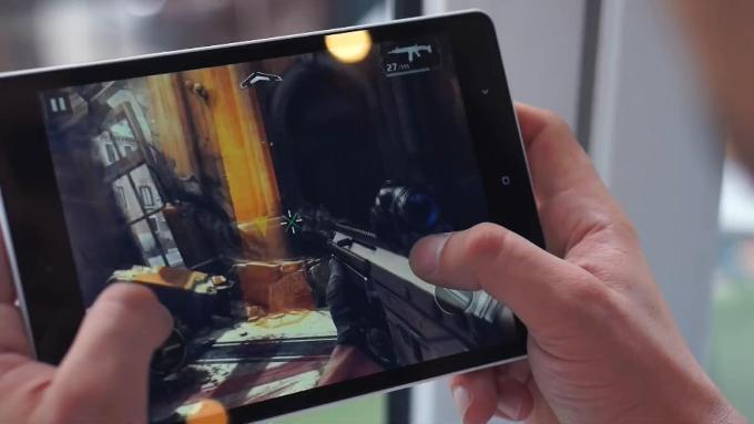 Игры на Xiaomi Mipad