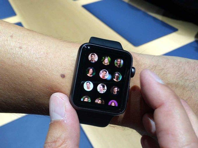 Функционал часов Apple Watch