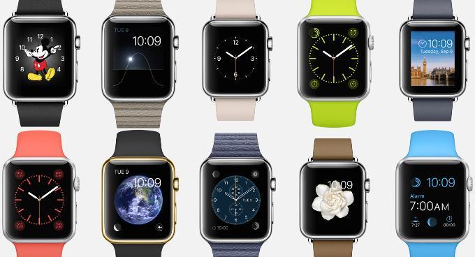 Какие есть часы Apple Watch