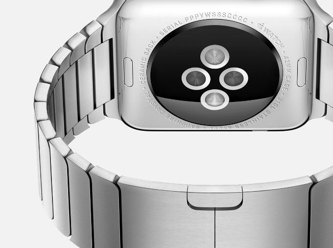 Датчики Apple Watch