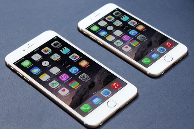 Отличие между Iphone 6 и 6 plus
