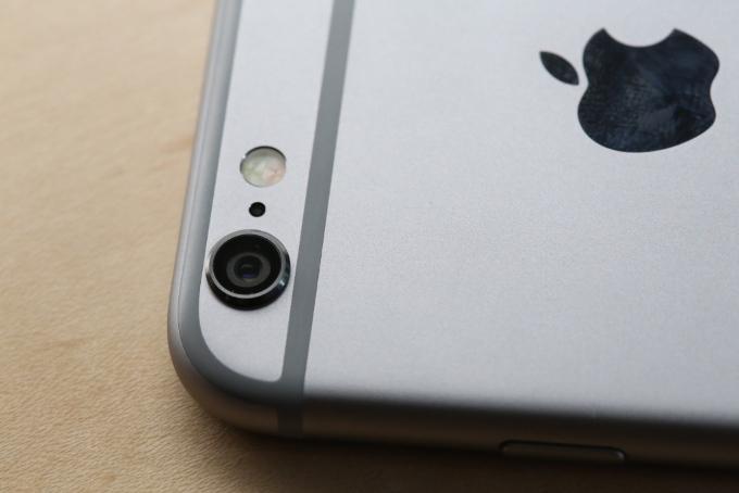 Камера в Iphone 6