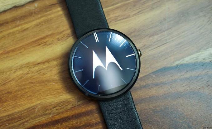 Обзор Moto 360. Умные часы от Motorola