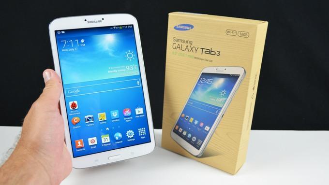 Планшеты Samsung с функцией телефона