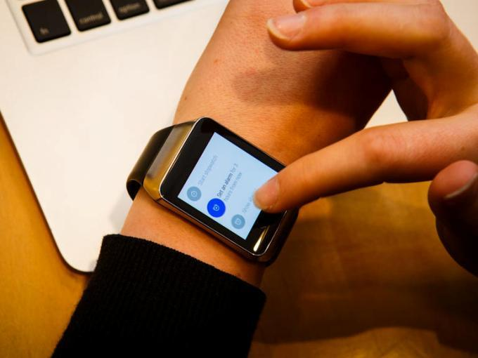 Функционал Samsung Gear Live