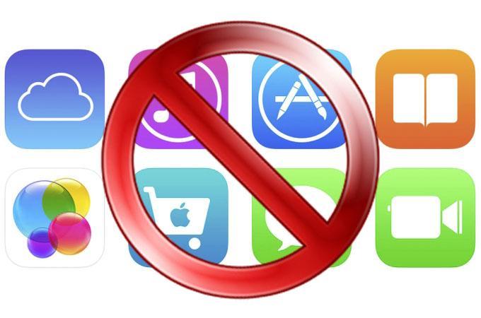 Как удалить Apple ID?