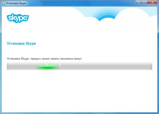 Установка Skype на компьютер