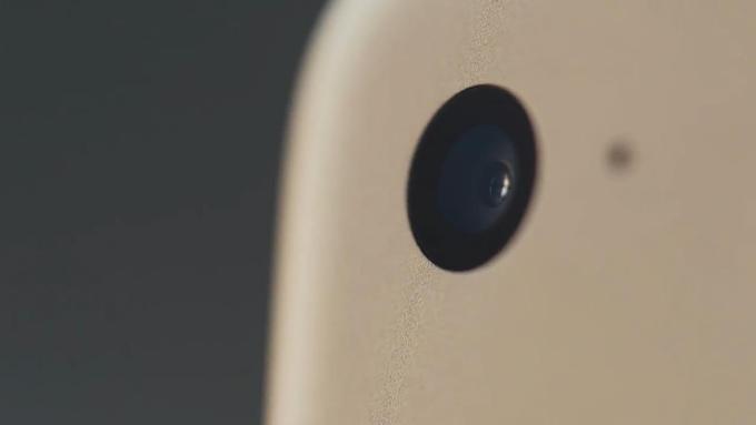 Камера в iPad Air 2
