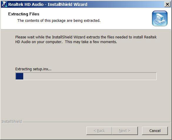 Как установить Realtek HD