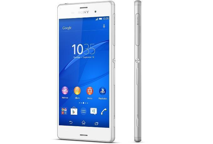 Sony Xperia Z3 - самый защищенный смартфон