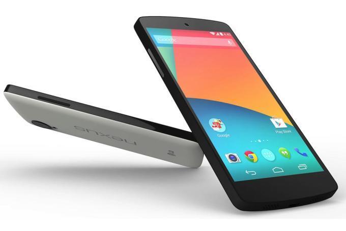 Nexus 5 - претендент на лучший смартфон года