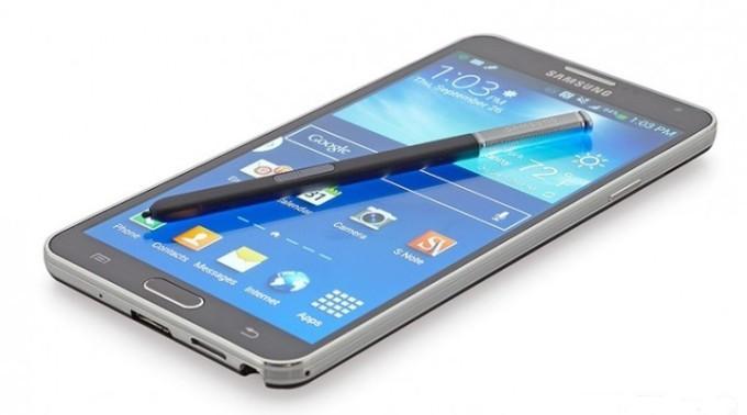 Samsung Galaxy Note 4 - смартфон с лучшим экраном