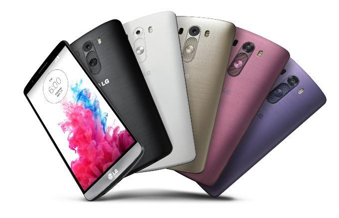 LG G3 - лучший смартфон от компании LG