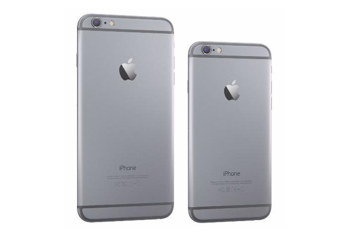 iPhone 6 Plus и iPhone 6