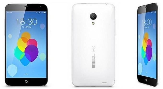 Meizu MX4 - претендент на лучший китайский смартфон