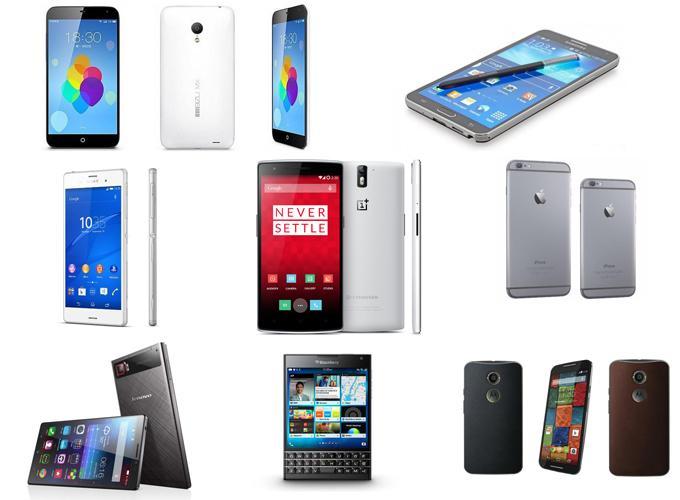 Самый лучший смартфон конца 2014 и начала 2015 года