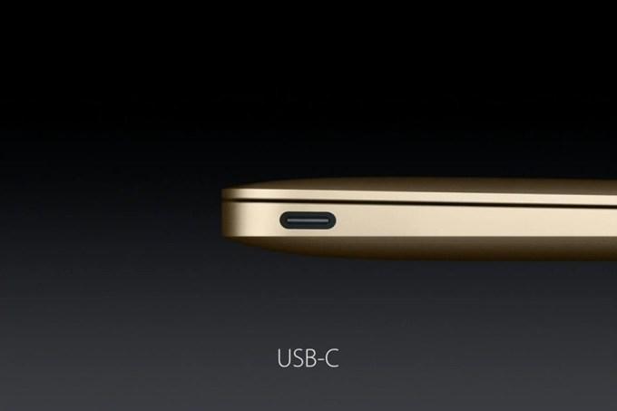 Разъем USB Type-C