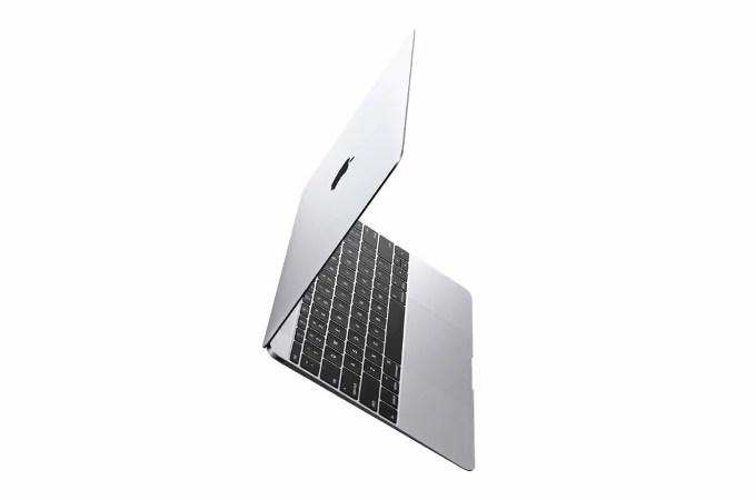 Новый MacBook 12″. Видео