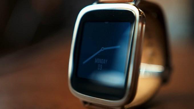 Корпус умных часов Asus ZenWatch