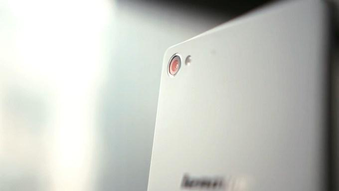 Камера в Lenovo Vibe X2