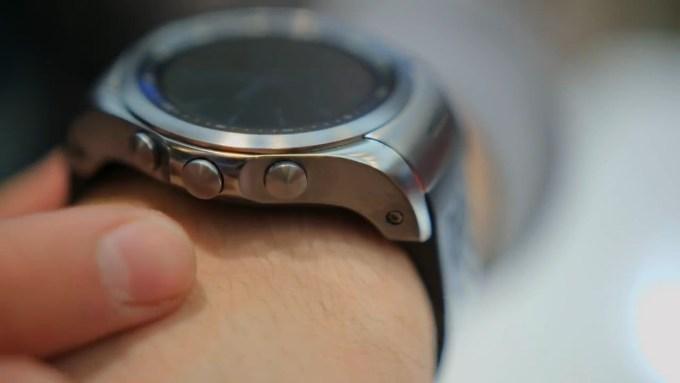 Управление LG Watch Urbane LTE