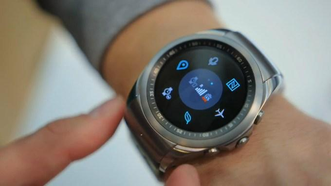 Экран LG Watch Urbane LTE