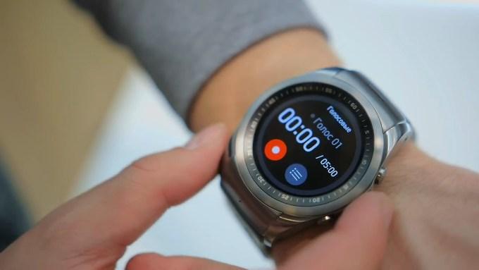 Функции умных часов LG Watch Urbane LTE