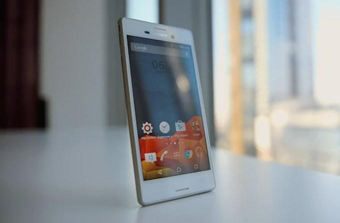 Обзор Sony Xperia M4 Aqua. Видео