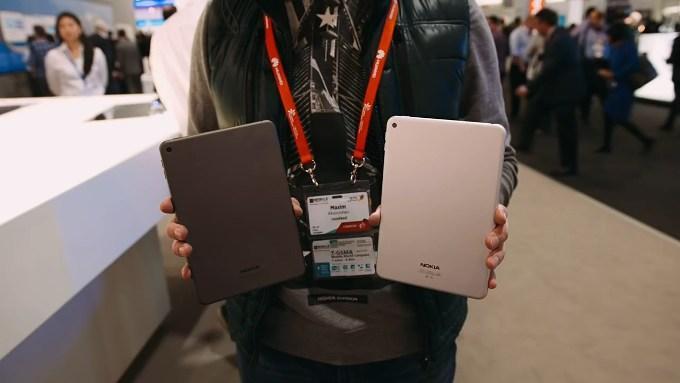 Внешний вид Nokia N1