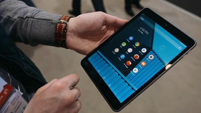 Дисплей Nokia N1