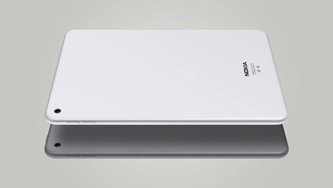 Цвета Nokia N1