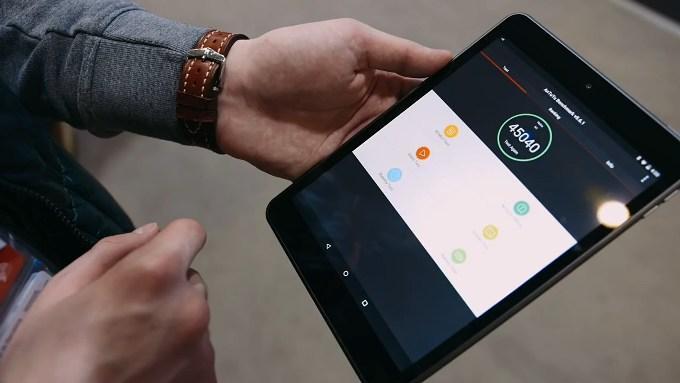 Начинка планшета Nokia N1