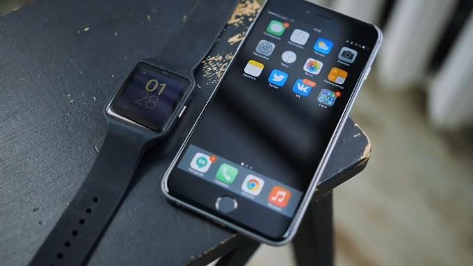 Как подключить Андроид часы к iPhone
