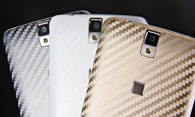 Дизайн Elephone P8000
