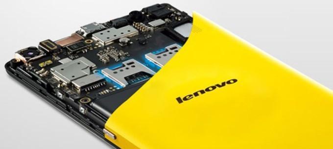 Память и процессор Lenovo K3 Note