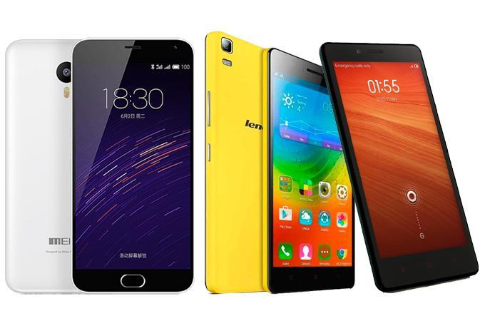 Лучшие китайские смартфоны 2015 до $200
