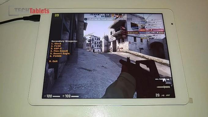 Игры на Teclast X98 Pro